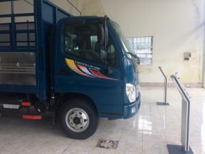 Mua bán xe tải 5 tấn đời 2017 tại Bà Rịa Vũng Tàu - giá tốt nhất - trả góp lãi suất thấp