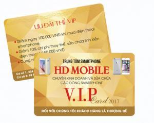 In thẻ thành viên,thẻ cảm ứng,thẻ vip,thẻ ký tên