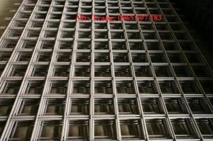 Lưới thép hàn d3 - d12, mạ điện phân, mạ nhúng nóng, làm theo đơn đặt hàng