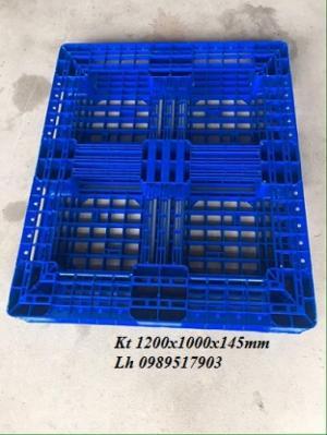 Thanh lý pallet 1300x1100x120mm,1200x1000x145mm