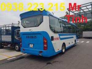 Thông số kỹ thuật nội thất xe Thaco tb85 dài 8m5 mới nhất
