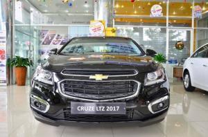 Chevrolet Cruze 2017. Bán giá hòa vốn