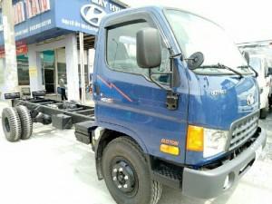Hyundai HD120s tải 8 tấn Hỗ trợ vay 95%
