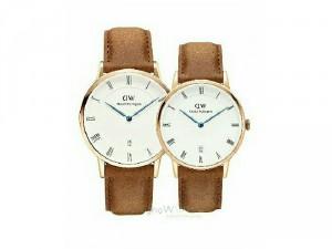 Đồng hồ DW cặp nam nữ