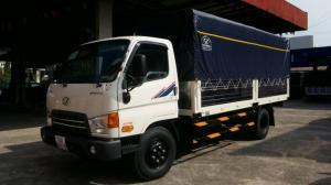 Xe tải Hyundai HD120s, tải trọng 8 tấn, hàng nhập 3 cục