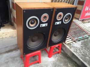 Loa Denon VS-370, 80w, Bass 30