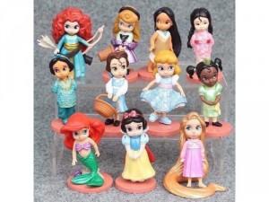 Bộ 11 công chúa nổi tiếng Disney siêu dễ thương