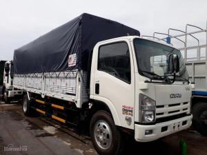 xe tải isuzu 8.2 tấn khuyến mại phí trước bạ...