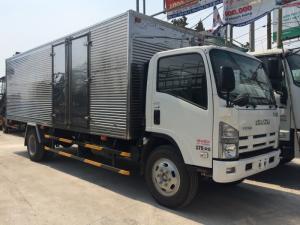 xe tải isuzu 8.2 tấn khuyến mại phí trước bạ tặng 200l dầu