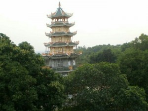 Đi hành hương núi bà đen và tòa thánh Tây Ninh