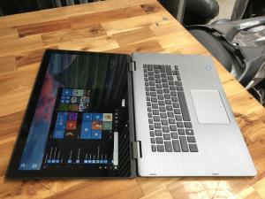 Laptop 2in1 Dell 7579, i7 7500, 16G, ssd 512G, Full HD, cảm ứng 360 độ.