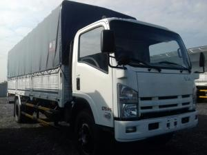 Xe tải Isuzu 8.2 tấn thùng mui bạt