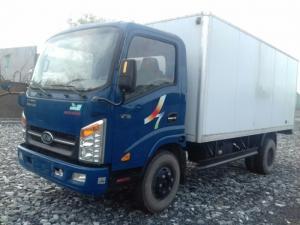 Xe tải Veam VT100 tải trọng 1 tấn, thùng mui bạt