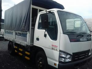 Xe tải Isuzu 1.9 tấn, tặng trước bạ, giao xe ngay