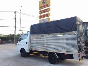 Xe tải HD100 thùng mui bạt, tải trọng 1.25 tấn
