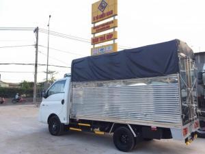 Xe tải HD100 thùng mui bạt, tải trọng 1.25 tấn - Giao xe ngay