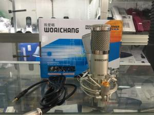 Micro thu âm Woaichang BM900, chuyên thu âm và karaoke, mới 100%