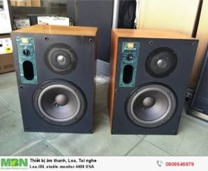 Loa JBL studio monitor 4408 USA