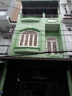 Nhà hẻm 363 đất Mới quận Bình Tân