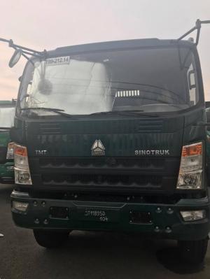 Xe Ben Sino Truck HOWO 8,6 Tấn