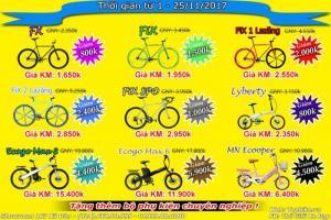 Xe đạp fix gear