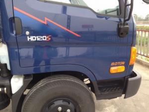 Thông số xe tải 8.5 tấn HD120s Hyundai Đô Thành - HD120s 8.5 tấn Đô Thành