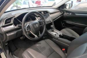Honda Civic 1.5 Turbo 2017 giá mềm ưu đãi