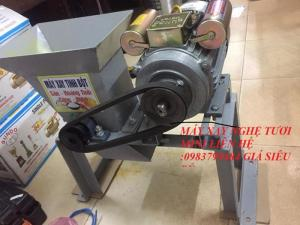 nơi sản xuất máy xay nghệ tươi mini tiện dụng năng xuất cao