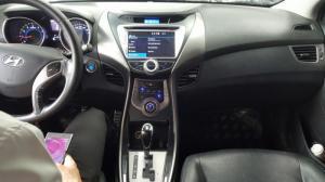 Bán Hyundai Elantra GLS 1.8AT nhập Hàn Quốc 2013 màu bạc bản full