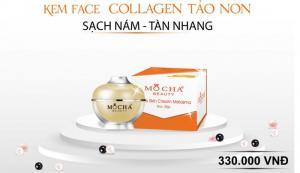 Kem trị nám Face collagen tảo non