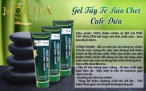 Gel Tẩy Tế Bào Chết Cafe Dừa Mocha