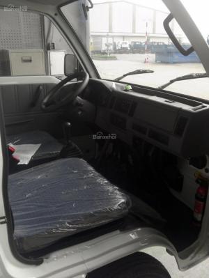Xe tải 5 tạ 7 tạ 9 tạ Thaco Towner750 Towner950a Trường Hải, động cơ Suzuki tiêu chuẩn khí thải Euro4 mới 2017