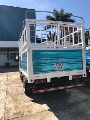 Xe tải JAC 1,25t đến 9,1 tấn, ưu đãi mạnh, BH dài lâu