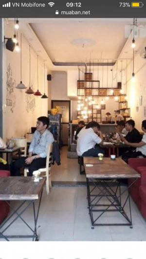 Cần sang quán cafe đường Lê Lợi, phường 4 - Quận Gò Vấp