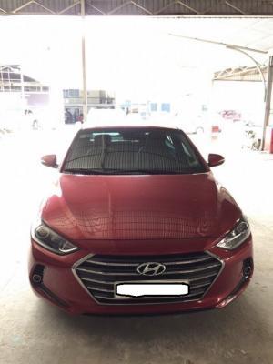 Bán Hyundai Elantra 1.6AT 2016 màu đỏ xe cực đẹp