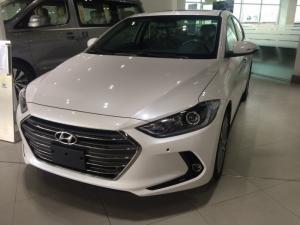 Hyundai Elantra 2017 đầy đủ các màu giao ngay, hỗ trợ vay ngân hàng