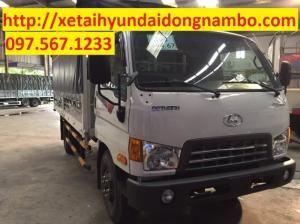 Hyundai Hd99 6,5 Tấn, 3 Cục Đô Thành