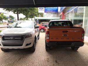 So sánh Ford Ranger XLS với Ford  Ranger XLT, Giá Ranger XLS, Ranger XLT.