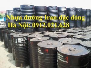 Nhựa đường Iran M60/70 giá tốt tại Hà Nội