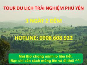 Du lịch hành trình Phú Yên, tour du lịch từ Sài Gòn ra Tuy Hòa giá tốt, liên hệ TPHCM