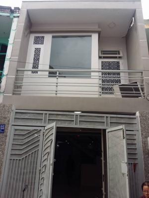 Bán nhà hẻm 109 đường Bình Trị Đông quận Bình Tân