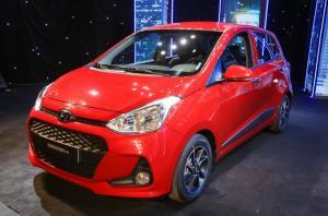 Hyundai I10 Giá Lăn Bánh Tốt Nhất TP.HCM - Trả Góp Lãi Suất Thâp Nhất