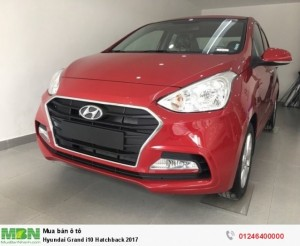 Hyundai Grand i10 1.2AT 2017
