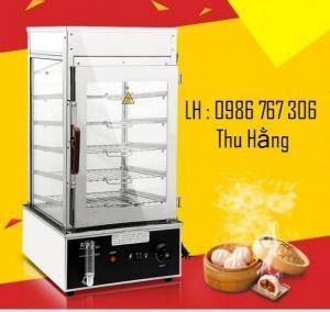 Tủ hấp bánh bao 5 tầng giá rẻ,tủ hấp chín,hấp nóng bánh bao.