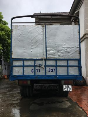 Bán Xe Tải Thùng KAMAZ 53229
