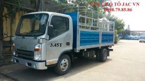 Xe Tải JAC 3.45 Tấn HFC 1042K2 - Xe tải cao cấp
