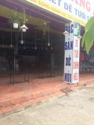 Cần sang quán nhậu đường Song Hành, phường Đông Hưng Thuận - Quận 12