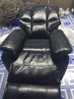 Ghế sofa da thật 100%