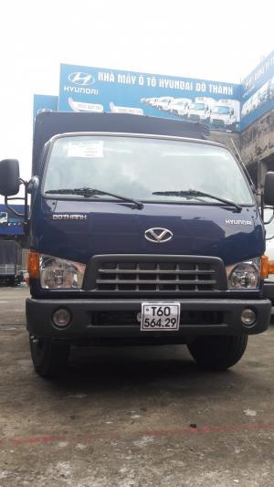 Mới! Xe nâng tải hyundai hd120s - khuyến mãi 100% thuế trước bạ!