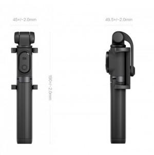 Gậy Tự Sướng Kiêm Tripod 3 Chân ,Gậy Bluetooth Selfie stick tripod Xiaomi 2 - MSN388281